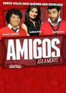 AMIGOS ATA A MORTE